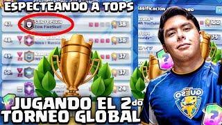 🔴Faileando en el Segundo Torneo Mundial de Clash Royale😡