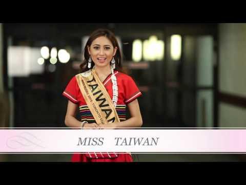 Miss Globe 2015 - Taiwan