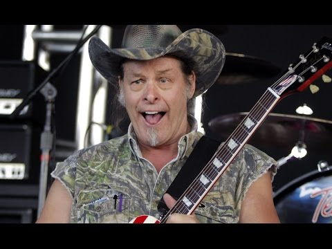 Ted Nugent: Native Americans 'Unclean Vermin' Who Don't 'Qualify As People'