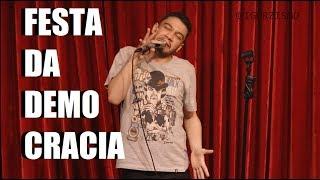 Igor Guimarães - Festa da Democracia (Stand-up comedy)