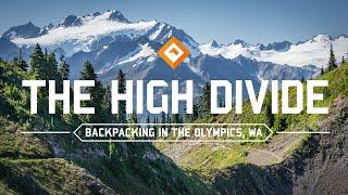 Backpacking Washington - High Divide And Seven Lakes Basin
