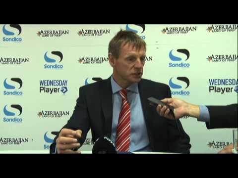 Stuart Pearce's take on the Owls