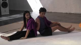KILIG! SETH AT KARINA MAY MOMENT SA KANILANG DANCE PRACTICE