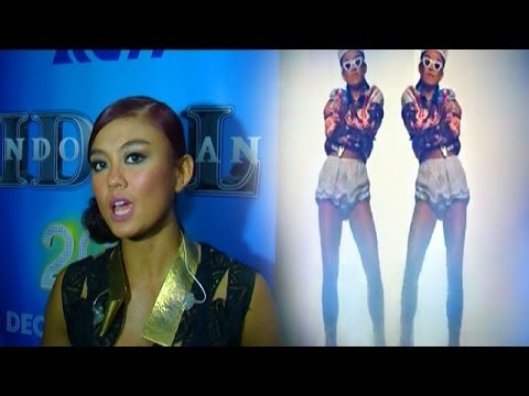 Langkah Nyata Go Internasional Agnes Monica - Intens 06 April 2014 video