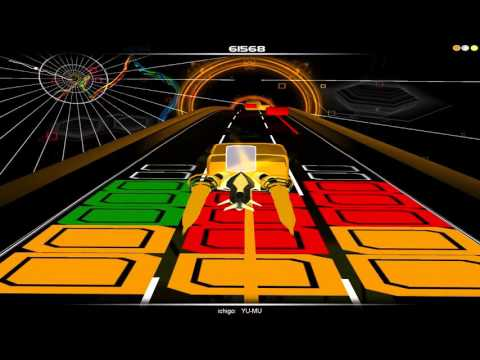 YU-MU「ichigo」in Audiosurf with Pointman Elite
