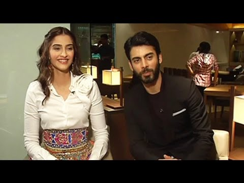 On the Fawad express with Pakistan's King Khan