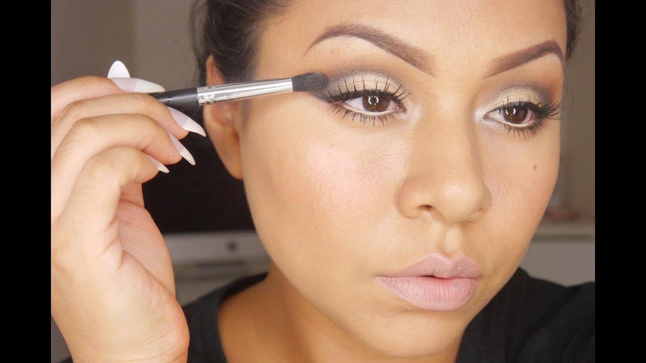 Maquillaje fashion paso a 60
