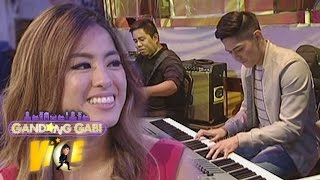 """Download Lagu GGV: Robi plays """"A Thousand Years"""" in piano Gratis STAFABAND"""
