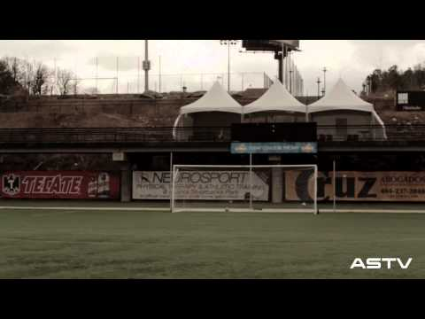 ASTV: 2013 Silverbacks Crossbar Challenge