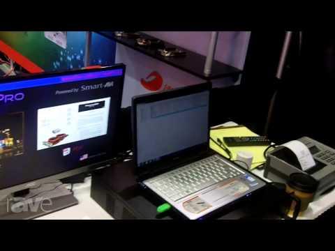 InfoComm 2013: Smart-AVI SignWall Video Processor