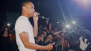 G Herbo Live performance in Sioux Falls, SD