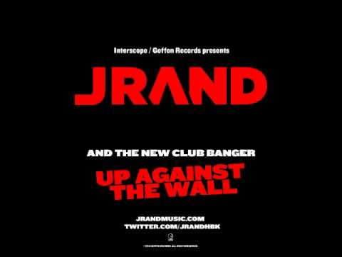J RAND - UP AGAINST THE WALL