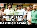 Nani and Majnu Team Participate In Harithahaaram - Virinchi Varma
