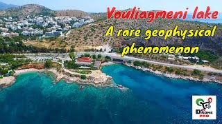 Vouliagmeni Lake with Inspire 1
