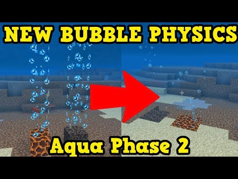 Minecraft Xbox / PE 1.5.0.7 OUT NOW - Aquatic PHASE 2 Beta