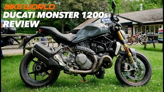 Ducati Monster 1200s Review
