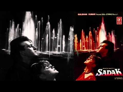 Hum Tere Bin Kahin Reh Nahin Paate Full Song (Audio) | Sadak...