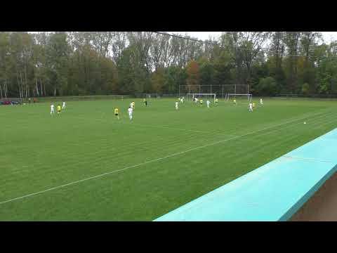 Sestřih branek U18 FCB - Zlín