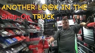 Snap-On Tool Truck Experience - II
