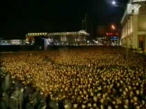 Prodigy live from Moscow 1997 Firestarter