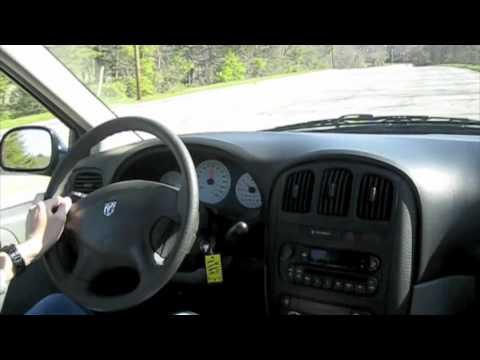 Test Drive 2006 Dodge Caravan W Short Tour Youtube