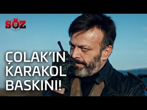 Söz | 27.Bölüm - Çolak'ın Karakol Baskını!
