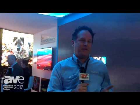 ISE 2017: Fonix Talks About Wall, Floor and Ceiling LED Screens