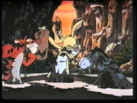 Pooh Vhs 1997 uk Vhs Trailer Reel 1997