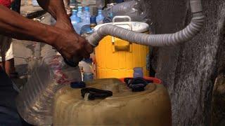 Venezuela: la pénurie d'eau perdure à Caracas
