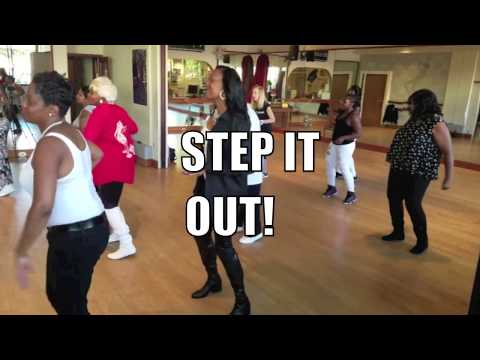 Step It Out - Official Dance Tutorial - (Sir Charles Jones ft. Prince Damons)
