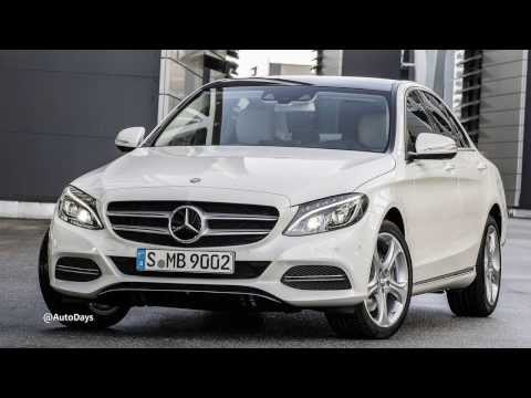 2015 Mercedes Benz C Class  Interiors and Exteriors
