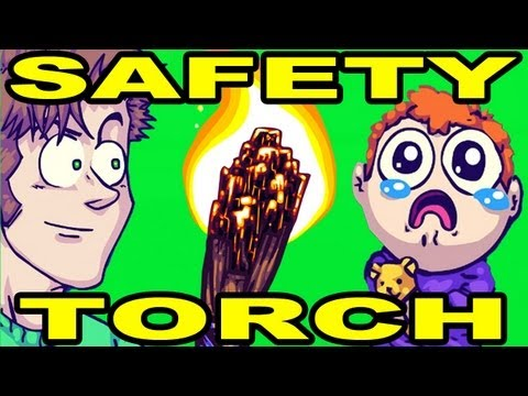 Safety Torch!! video
