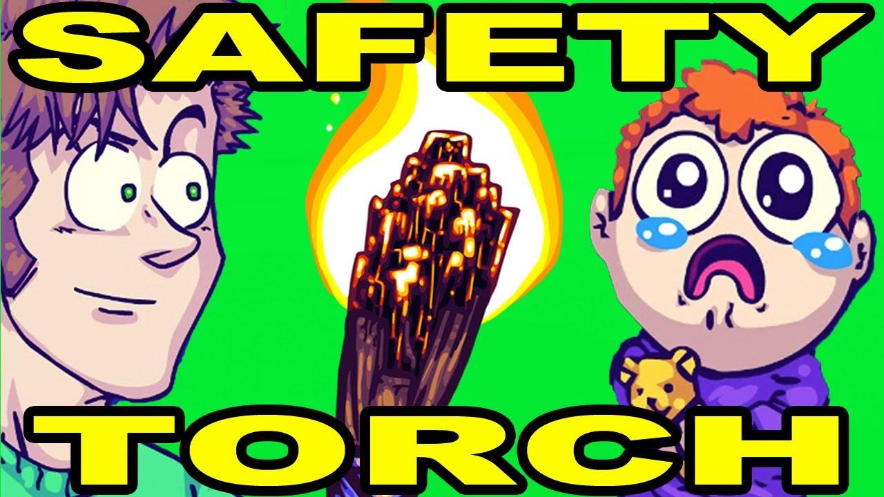 Safety Torch Wallpaper Safety Torch