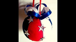 Stars & Stripes Ornament 2011