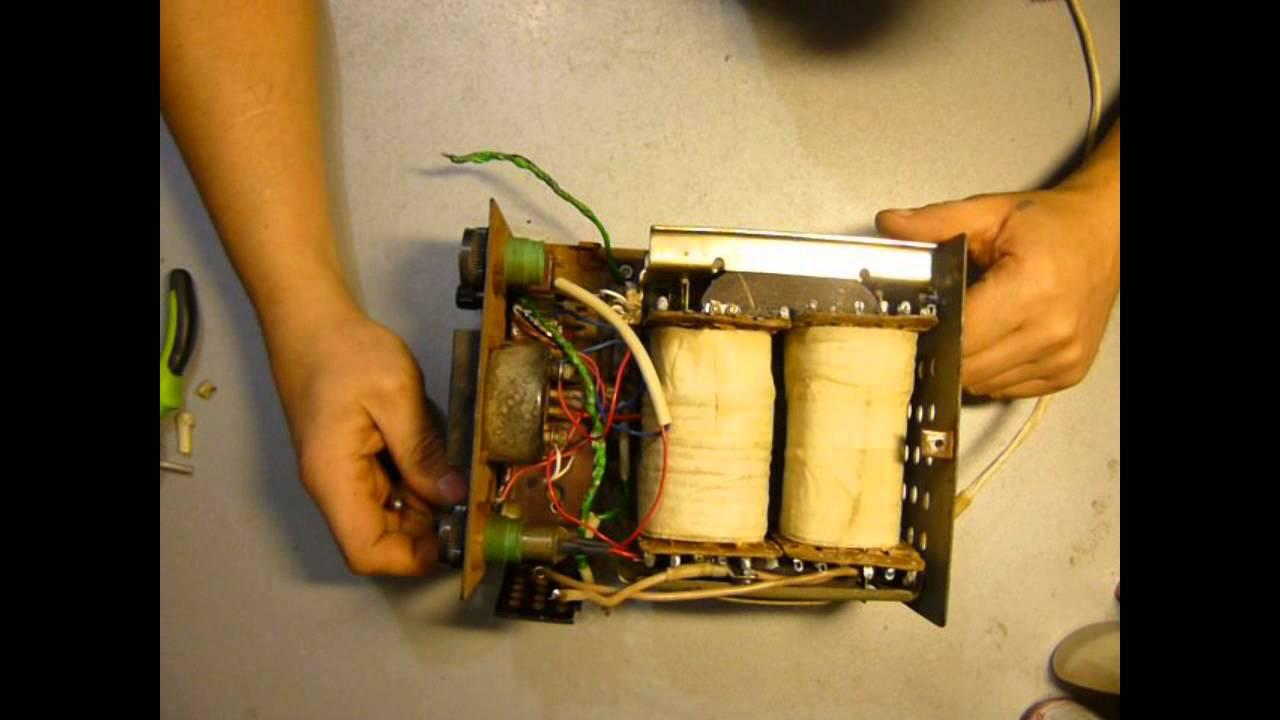 Как из трансформатора сделать зарядное устройство для