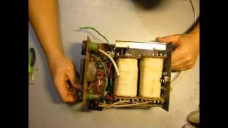 Есть трансформатор как сделать зарядку 59