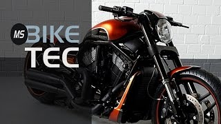"Harley-Davidson V-Rod ""Flash-Rod"" by MS-BikeTec 