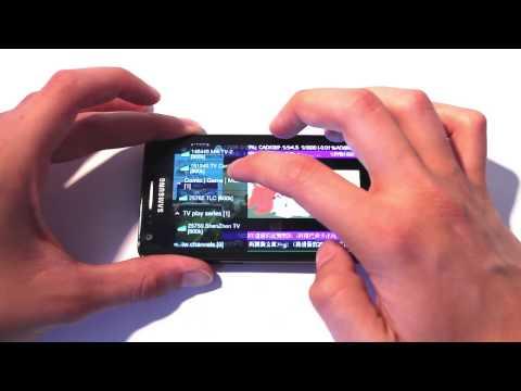 Sopcast: Los canales de TV de todo el mundo en tu android