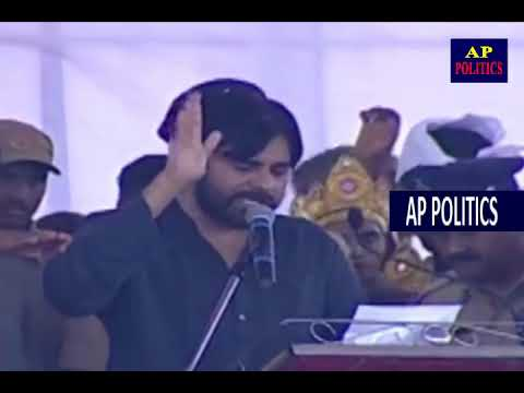 Pawan Kalyan SUPER Pledge   Pawan Kalyan Unfurls World's Largest Indian National Flag AP Politics