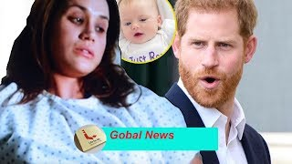 Meghan Markle and his baby suddenly entered hospital after Price Harry returned from royal tour