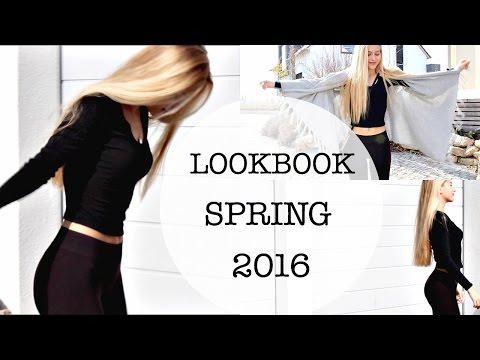 LOOKBOOK: SPRING 2016 - Anna Scherg