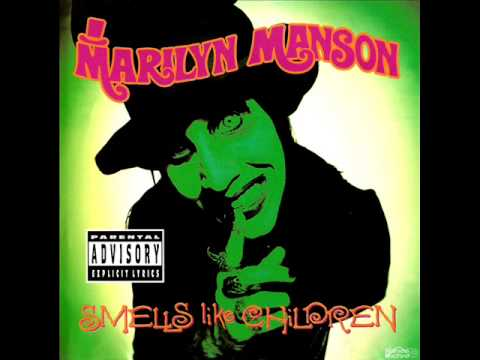 Marilyn Manson - Rock & Roll Nigger
