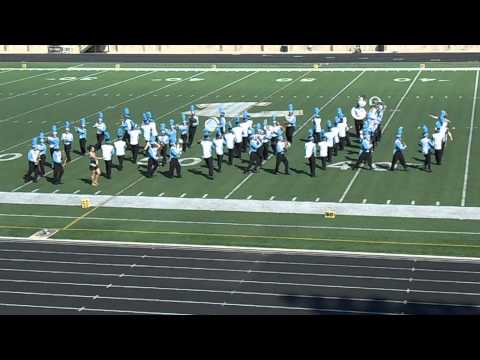 West Rusk High School Band 2012