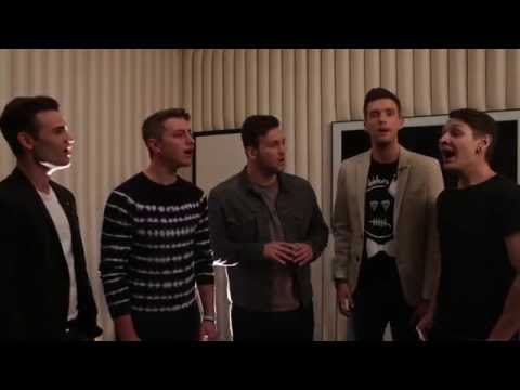 Collabro - All Of Me (Acapella Sessions)