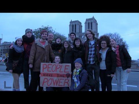 UCL Fossil Free @ COP21 Part 1: London to Paris
