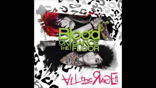 Watch Blood On The Dance Floor All The Rage video