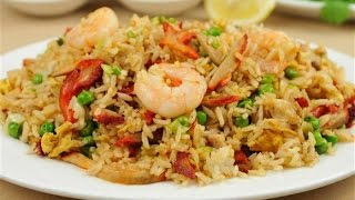 Classic Special Fried Rice | One Pot Chef
