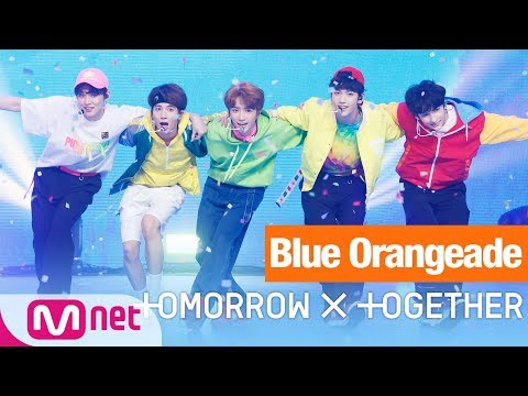 Download  FanCam Blue Orangeade - TXT투모로우바이투게더 Gratis, download lagu terbaru
