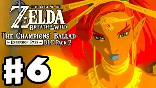 Urbosa's Song! - The Legend of Zelda: Breath of the Wild DLC Pack 2 Gameplay