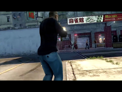 Triad Wars - Trailer - MMO estilo GTA